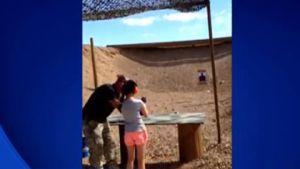 gun instructor shot
