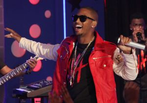 "Trey Songz Visits BET's ""106 & Park"""