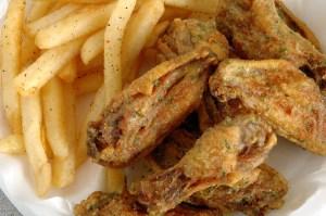 lemon pepper wings.james camp.getty