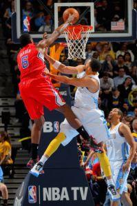 Los Angeles Clippers v Denver Nuggets