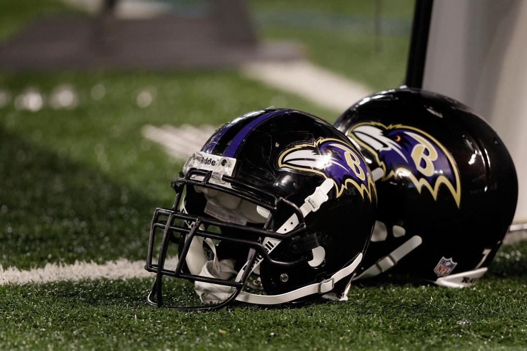 Washington Washington Football Team v Baltimore Ravens