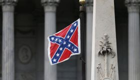 Nikki Haley And Lindsey Graham Hold Press Conf. On Confederate Flag At SC State Capital