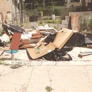 Baltimore Trash