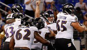 New Orleans Saints v Baltimore Ravens