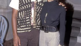 Jasmine Guy and Kadeem Hardison in 1999
