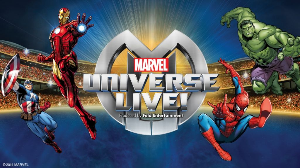 Marvel Live