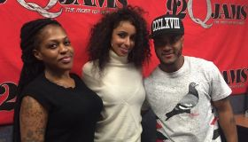 Mya, DJ Quicksilva, Lil Mo at 92Q Jams