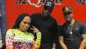 Jeezy at 92Q in Baltimore