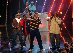2007 VH1 Hip Hop Honors - Show