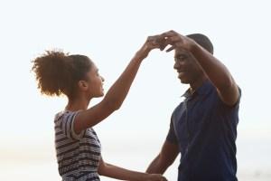 Dance partners forever