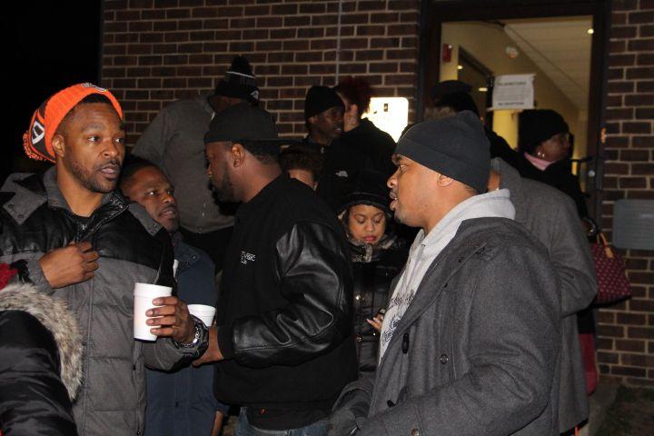 A Candlelight Vigil for Reggie Reg