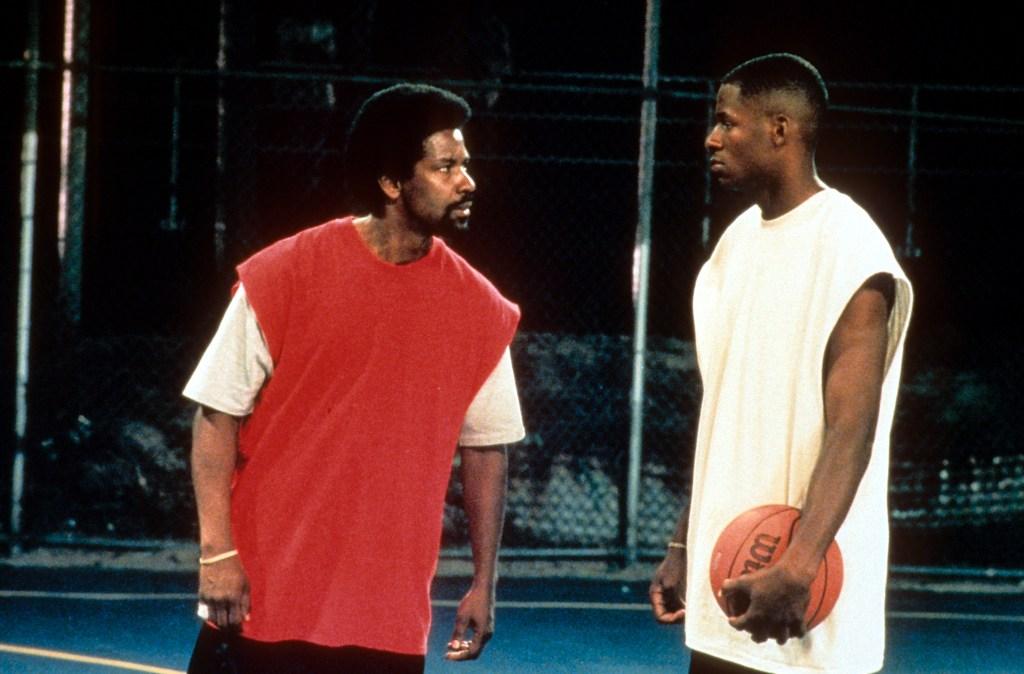 Denzel Washington In 'He Got Game'