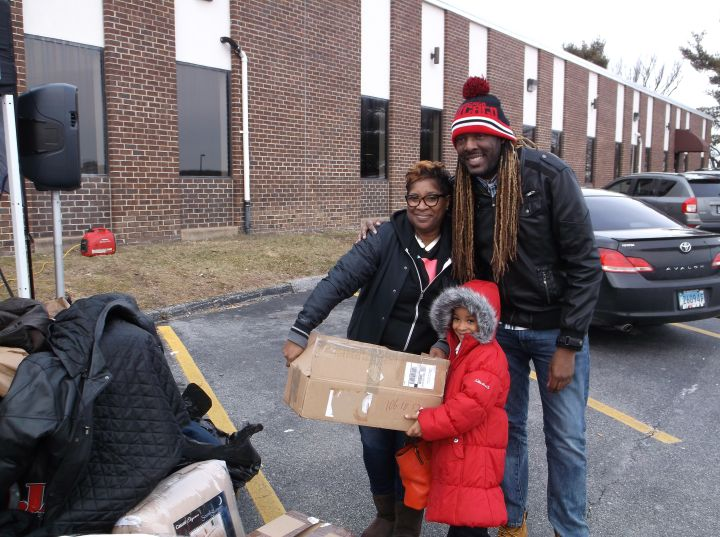 Coat Drive for the Homeless