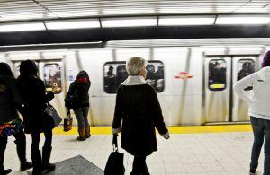 Toronto Transit Chair