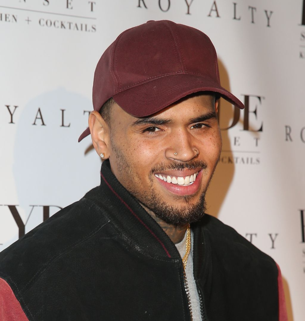 Chris Brown Listening Party For 'Royalty'