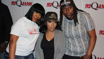 K. Michelle - Baltimore Meet & Greet
