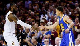 2015 NBA Finals - Game Six