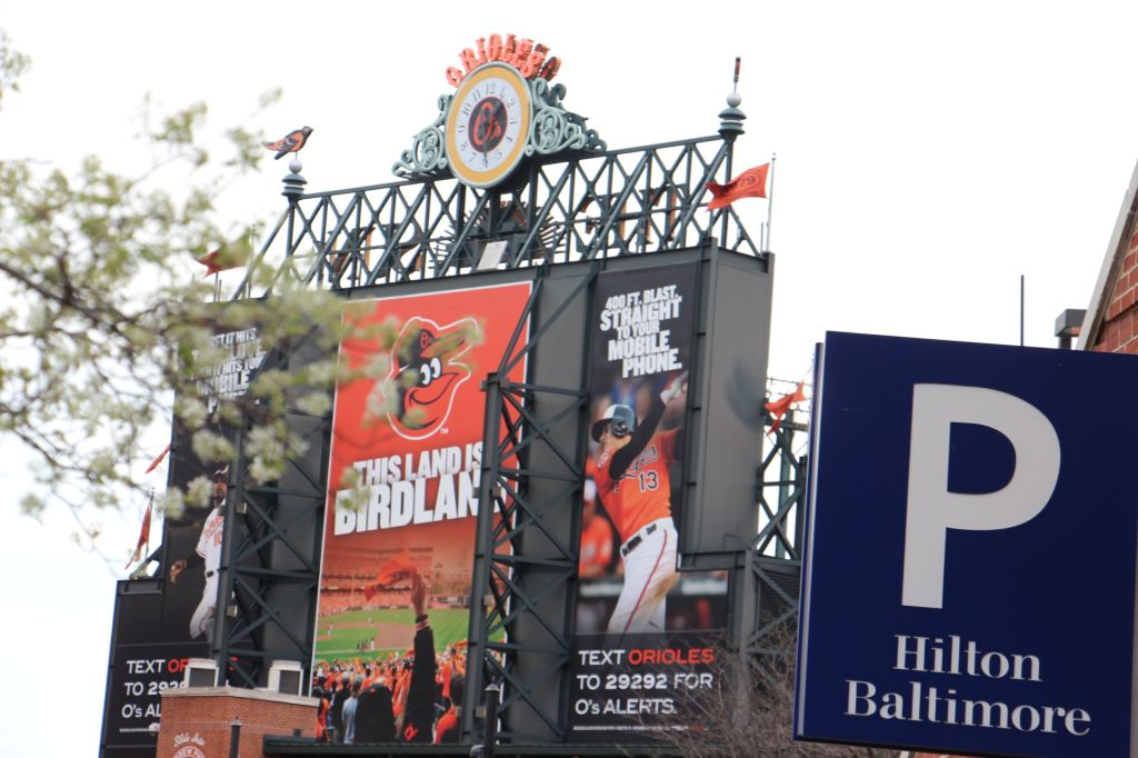 Orioles Opening Game Day