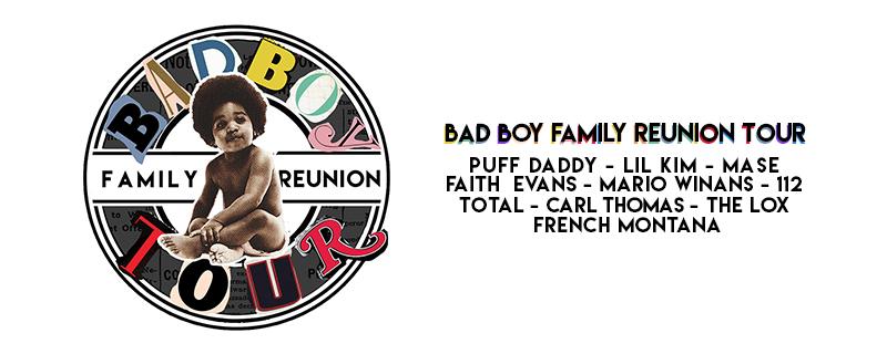 Bad Boy Family Reunion Tour