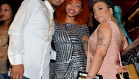 'Tiny' Tameka Harris Celebrity Birthday Affair