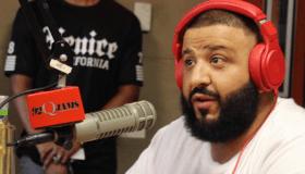 DJ Khaled at 92Q (Baltimore)