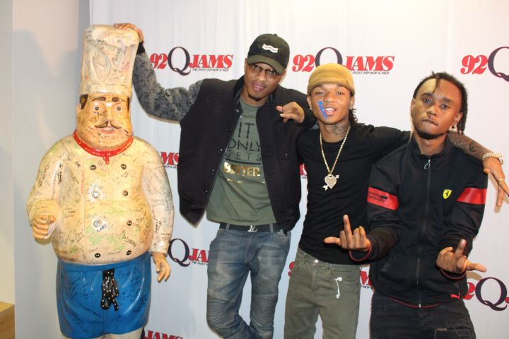 Rae Sremmurd Meet & Greet