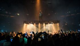 Kanye West Performs in Washington, D.C. on the Saint Pablo Tour