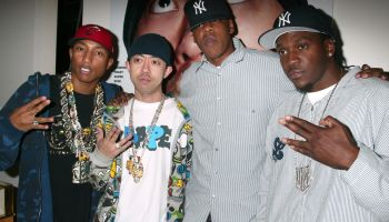Louis Vuitton and Interview Magazine Host Party for Pharrell Williams and Nigo to Celebrate Their Sunglasses Collection