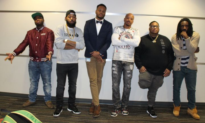 Baltimore #Freestyle50Challenge Finalists