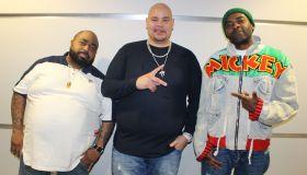 Fat Joe at 92Q