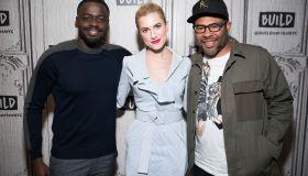 Build Series Presents Jordan Peele, Allison Williams and Daniel Kaluuya Discussing 'Get Out'