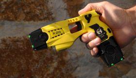 Taser weapon