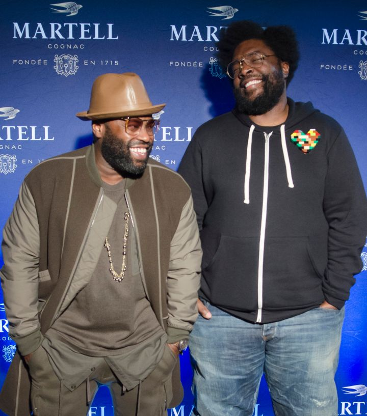 Black Thought & Quest Love