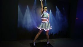 Katy Perry Wax Work Unveiling At Musee Grevin In Paris