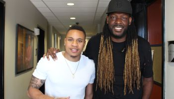Rotimi and Kelson at 92Q