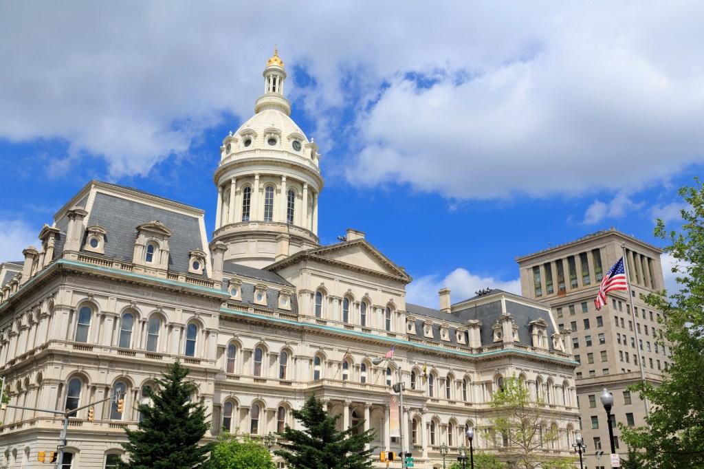 City Hall, Baltimore, Maryland