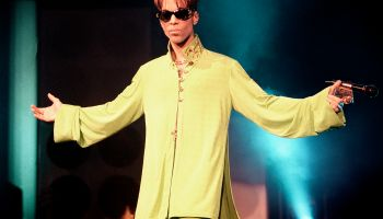 Prince AKA: The Artist Performs At Lakewood Amphitheater