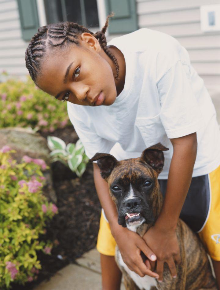Lil Bow Wow circa 2000