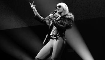 Mary J Blige In Concert - Atlanta, Georgia