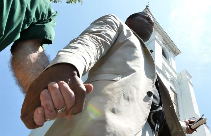 Pastors Gather For Prayer After Charleston Church Massacre