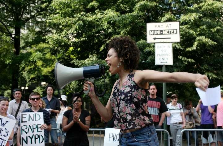 New York Police Rape Acquittal