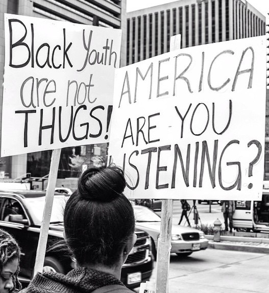 Baltimore Protests Death of Freddie Gray