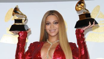 59th GRAMMY Awards - Press Room