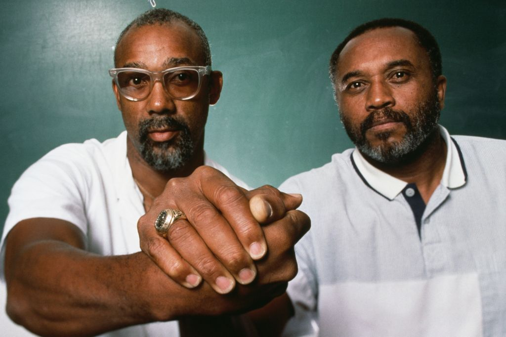 Athletics - John Carlos and Tommie Smith