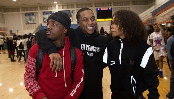 'Flow Weekend' Celebrity Basketball Bash