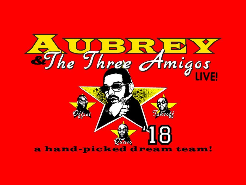 """Drake """"Aubrey & The Three Amigos"""" Tour"""