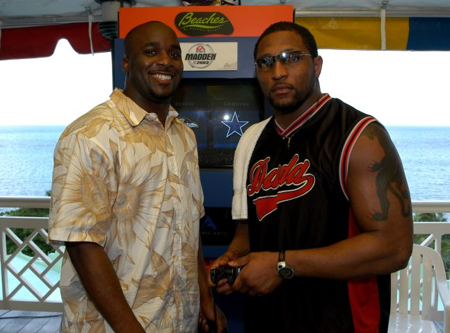 EA Sports National 2002 Madden Challenge at Beaches Boscobel Resort and Golf Club