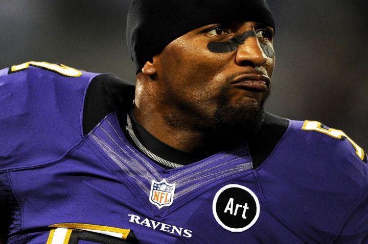 New England Patriots v Baltimore Ravens