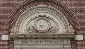 Forest Park Branch of the Enoch Pratt Free Library, Baltimore, Maryland