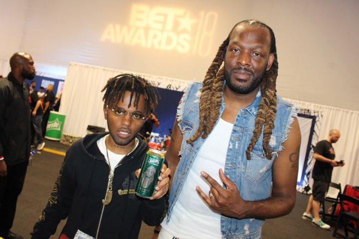 BET Awards 2018 Radio Room Day 1